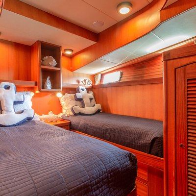 Halcyon Seas Yacht