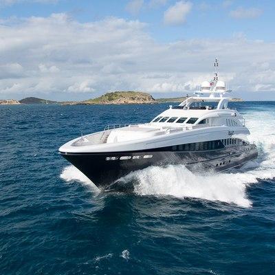 Lady L Yacht