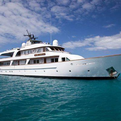 Big Eagle Yacht Profile