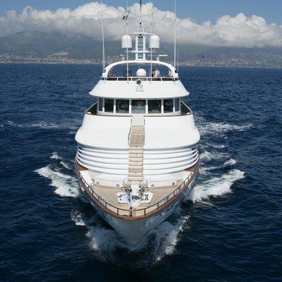 Lady Ellen II Yacht Bow