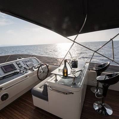 Salty Yacht