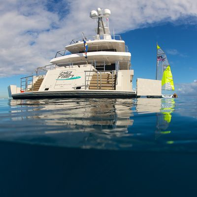 Big Fish Yacht Overview