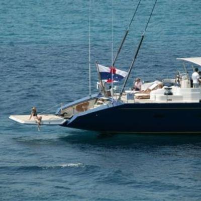 Mumu Yacht Bathing Platform Extended