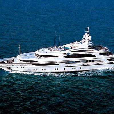 Lady Michelle Yacht Main Profile