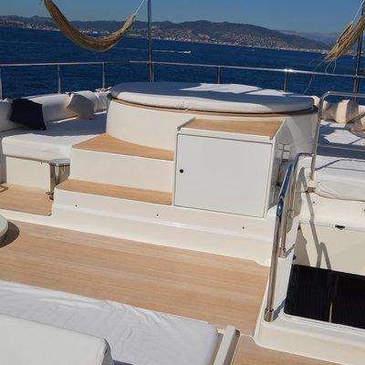 Saudades Yacht