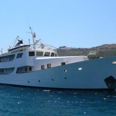 Eliki Yacht Moored