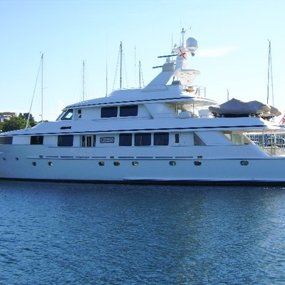 Sojourn Yacht Side