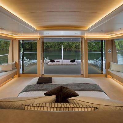 Big Fish Yacht Master Stateroom