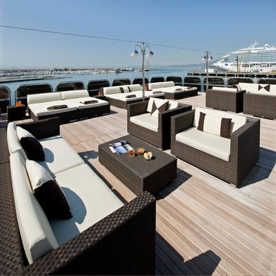 Force Blue Sundeck - Seating