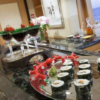 Big Change II Yacht Cuisine