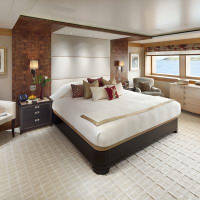 Lady Britt Yacht Master Stateroom