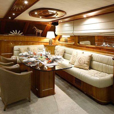 Silver Moon Yacht