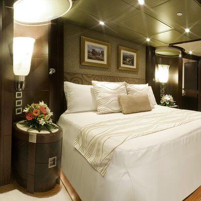 De Lisle III Yacht Master Stateroom with Study