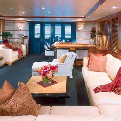 Murphy's Law Yacht Main Salon
