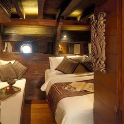 Silolona Yacht Twin Stateroom