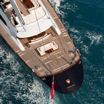 Prana Yacht Sundeck