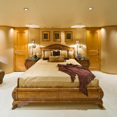 Sojourn Yacht Master Stateroom