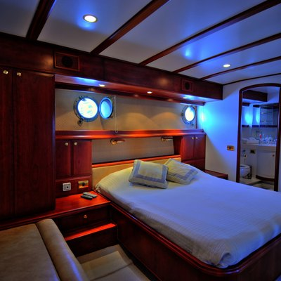 Silver Cloud Yacht Master Stateroom Seating