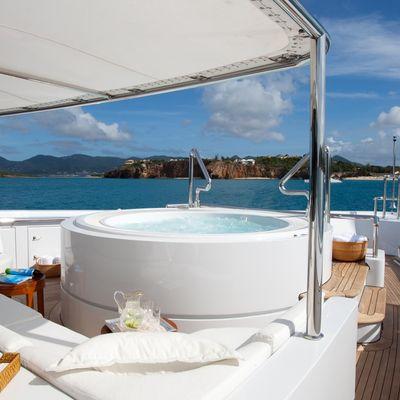 Sunrise Yacht Jacuzzi