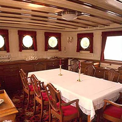 Taconite Yacht Dining Salon