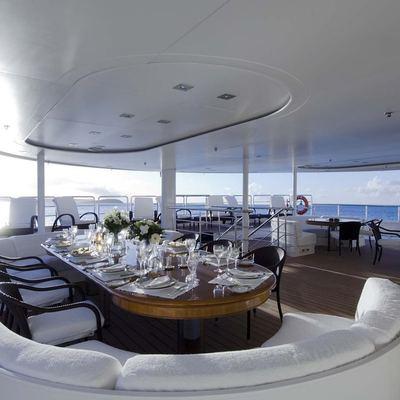 Elegant 007 External Dining