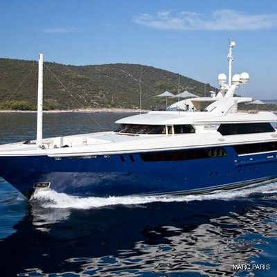 Mary-Jean II Yacht Profile