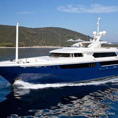 Mary-Jean II Yacht Profile