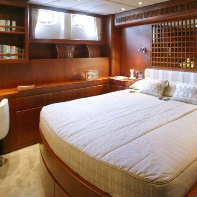 Infatuation Yacht VIP Stateroom