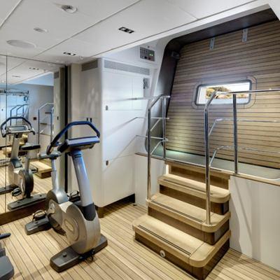Vertigo Yacht Gymnasium