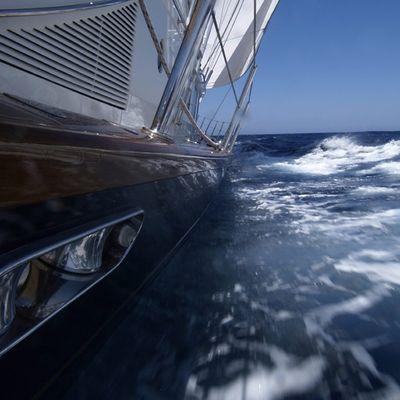 Principessa Vaivia Yacht Exterior Detail