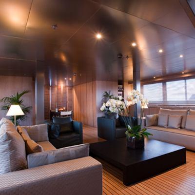 Mariu Yacht Main saloon
