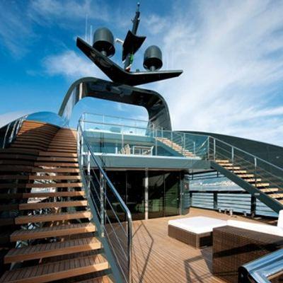 Ocean Emerald Yacht Deck Seating