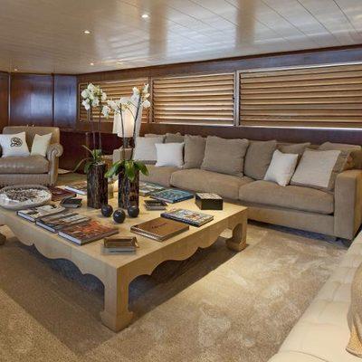 Sirahmy Yacht Main Salon