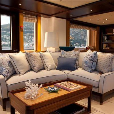 Baton Rouge Yacht Observation Lounge