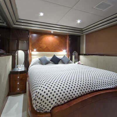 Silver Dream Yacht Stateroom