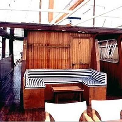 Sea Crown Exterior Seating