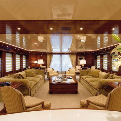 O'Ceanos Yacht Main Salon - Overview