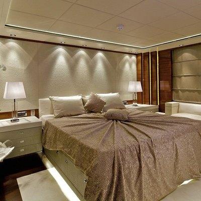 O'Pati Yacht Master Stateroom