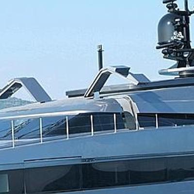 4A Yacht Lifting Gullwings