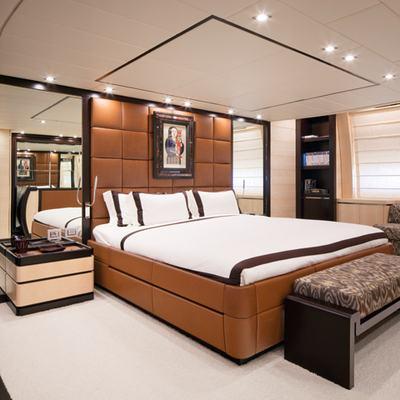 Lisa IV Yacht Master Stateroom