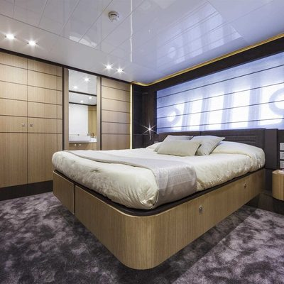 Aleksandra I Yacht