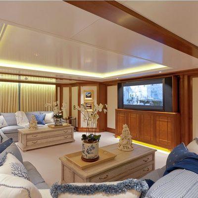 Lady Kathryn V Yacht