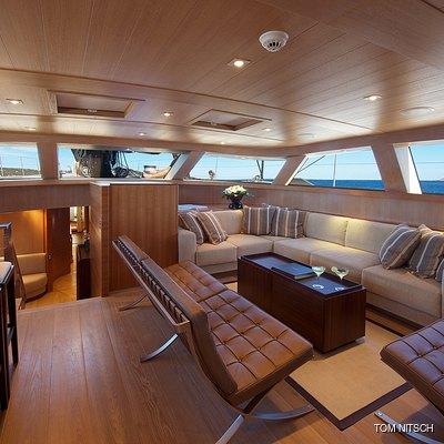 Sharlou Yacht Upper Saloon