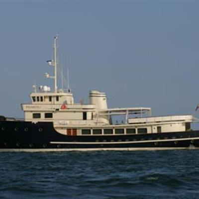 Prometej Yacht Main Profile
