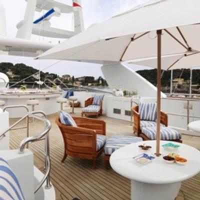 Balaju Yacht Sun Deck - Seating
