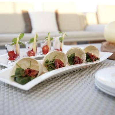 Megan Yacht Cuisine