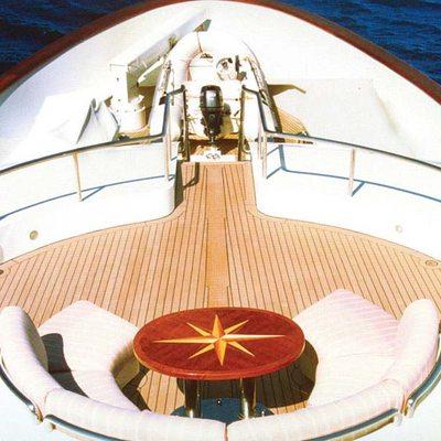 Alexandra Yacht Main Deck