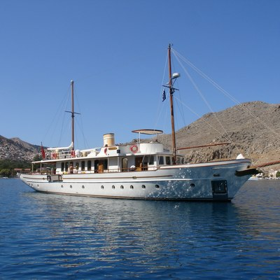 Silver Cloud Yacht Main Profile