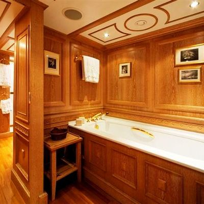 Enigma Yacht Bathroom
