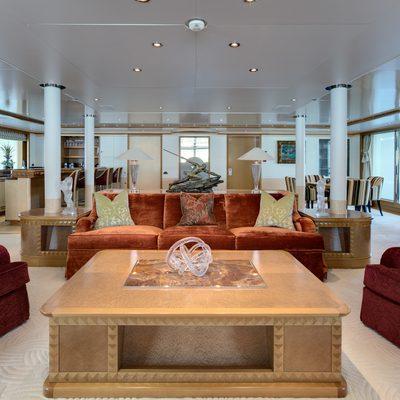 Pegasus VIII Yacht Salon 2